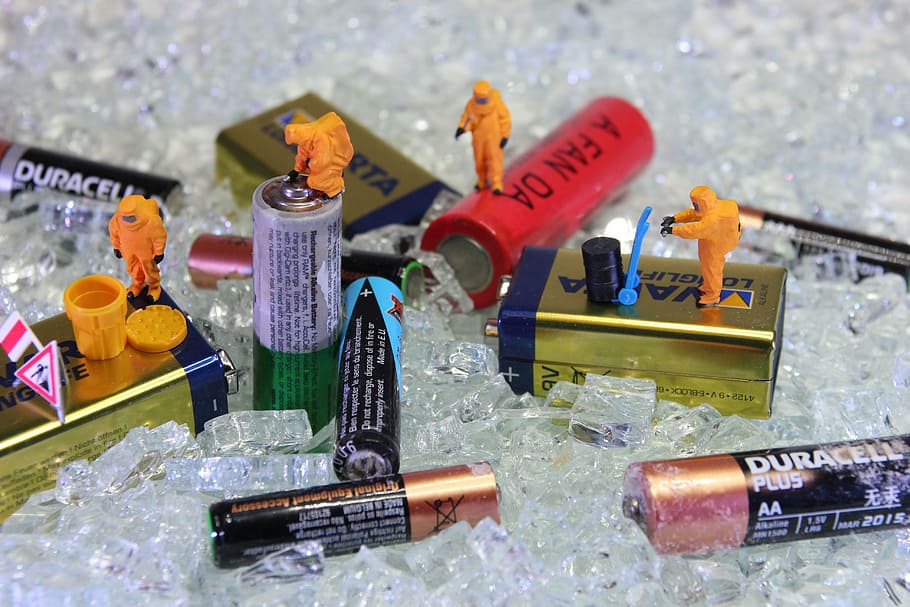 Everything you need to know about batteries in solar lights