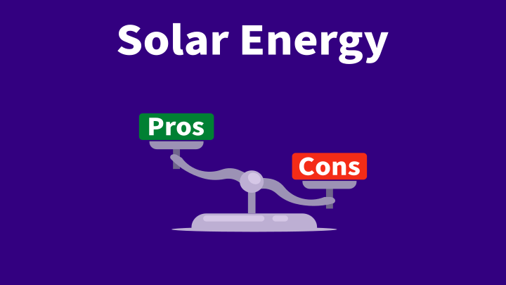 Solar Energy Advantages and Disadvantages – Pros and Cons